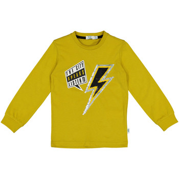 tekstylia Dziecko Bluzy Melby 40C0072 Żółty