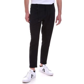 tekstylia Męskie Spodnie Antony Morato MMTS00006 FA650216 Niebieski
