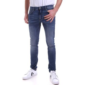 tekstylia Męskie Jeansy skinny Antony Morato MMDT00234 FA750251 Niebieski