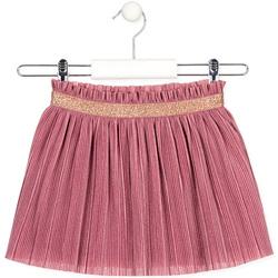 tekstylia Dziewczynka Spódnice Losan 026-7799AL Różowy