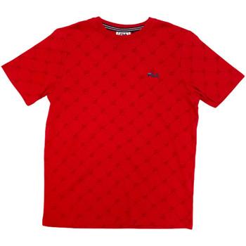 tekstylia Dziecko T-shirty z krótkim rękawem Fila 688084 Czerwony