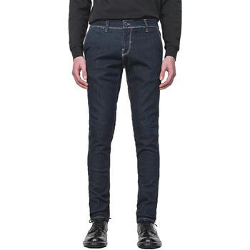 tekstylia Męskie Jeansy slim fit Antony Morato MMDT00249 FA750282 Niebieski