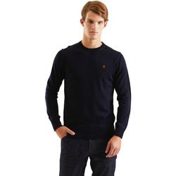 tekstylia Męskie Swetry Refrigiwear RM0M26900MA9T01 Niebieski