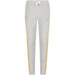 tekstylia Damskie Spodnie dresowe Superdry G70406MT Szary