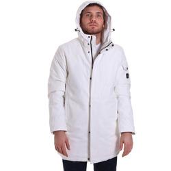 tekstylia Męskie Kurtki ocieplane Refrigiwear RM8G09900XT2429 Biały