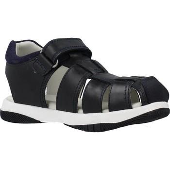 Buty Chłopiec Sandały Garvalin 202451 Niebieski