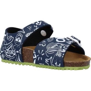 Buty Chłopiec Sandały Garvalin 202476 Niebieski