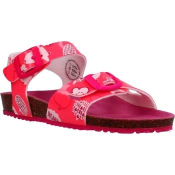 Buty Dziewczynka Sandały Agatha Ruiz de la Prada 202987 Rose