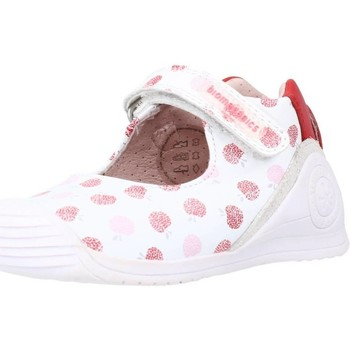 Buty Dziewczynka Derby & Richelieu Biomecanics 202114 Biały