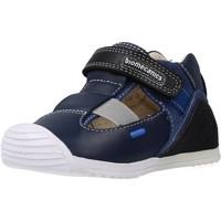 Buty Chłopiec Sandały Biomecanics 202135 Niebieski