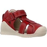 Buty Chłopiec Sandały Biomecanics 202140 Czerwony