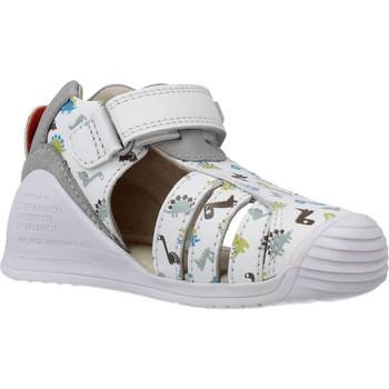 Buty Chłopiec Sandały Biomecanics 202152 Biały