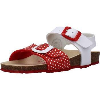 Buty Dziewczynka Sandały Garvalin 202665 Biały