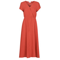 tekstylia Damskie Sukienki długie Betty London ODAME Brązowy