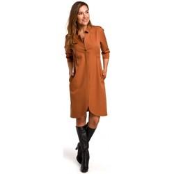 tekstylia Damskie Sukienki Style S189 Blazer dress - ginger