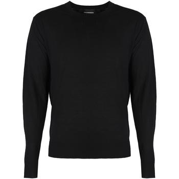 tekstylia Męskie Swetry Dsquared  Czarny