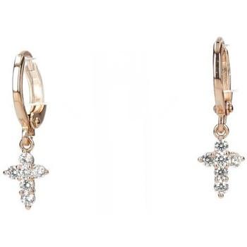 Zegarki & Biżuteria  Damskie Kolczyki Luna Collection 54125 złoty