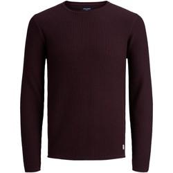 tekstylia Męskie Swetry Premium By Jack&jones 12179861 Czerwony