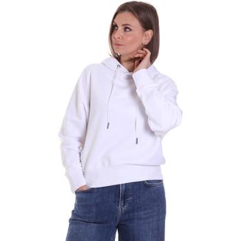 tekstylia Damskie Bluzy Fila 687272 Biały