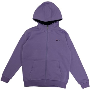 tekstylia Dziecko Bluzy Fila 688143 Różowy