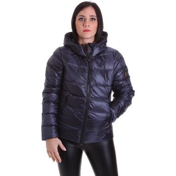 tekstylia Damskie Kurtki pikowane Refrigiwear RW5W09000NY9132 Niebieski