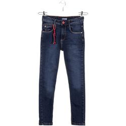 tekstylia Dziecko Jeansy slim fit Losan 023-6028AL Niebieski