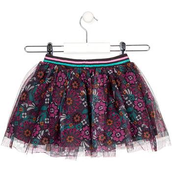 tekstylia Dziewczynka Spódnice Losan 026-7026AL Szary