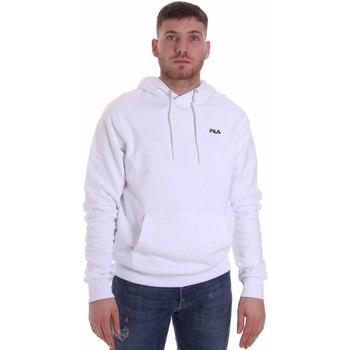tekstylia Męskie Bluzy Fila 687472 Biały