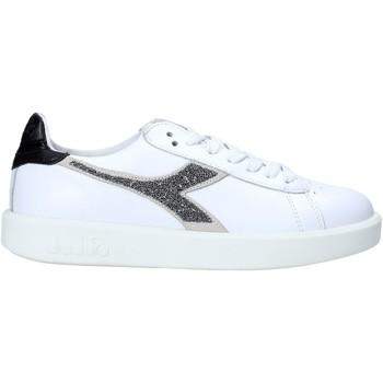 Buty Damskie Trampki niskie Diadora 201173888 Biały