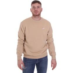 tekstylia Męskie Bluzy Fila 687468 Beżowy