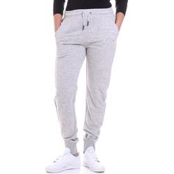 tekstylia Damskie Spodnie dresowe Fila 683500 Szary