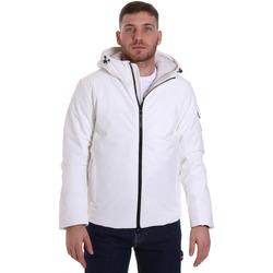 tekstylia Męskie Kurtki lekkie Refrigiwear RM8G09800XT2429 Biały