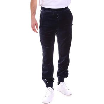 tekstylia Męskie Spodnie dresowe Fila 687971 Niebieski