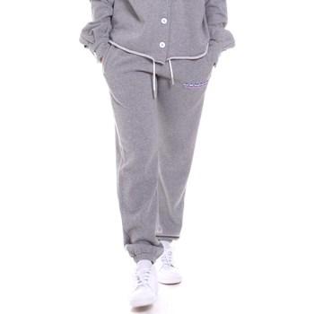 tekstylia Damskie Spodnie dresowe La Carrie 092M-TP-321 Szary