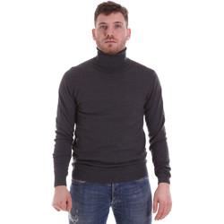 tekstylia Męskie Swetry John Richmond CFIL-007 Szary