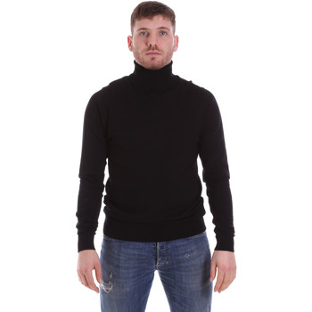tekstylia Męskie Swetry John Richmond CFIL-007 Czarny