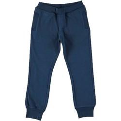 tekstylia Chłopiec Spodnie dresowe Ido 4T353 Niebieski