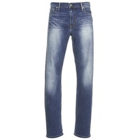 tekstylia Męskie Jeansy straight leg Levi's 504 REGULAR STRAIGHT FIT   /