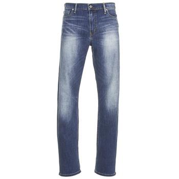 tekstylia Męskie Jeansy straight leg Levi's 504 REGULAR STRAIGHT FIT  /