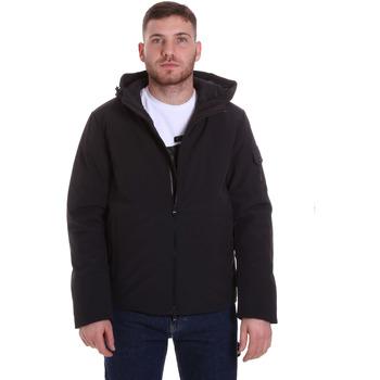tekstylia Męskie Kurtki krótkie Refrigiwear RM8G09800XT2429 Czarny