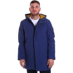 tekstylia Męskie Kurtki ocieplane Refrigiwear RM8G09900XT2429 Niebieski