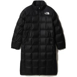 tekstylia Damskie Kurtki pikowane The North Face NF0A4R2R Czarny