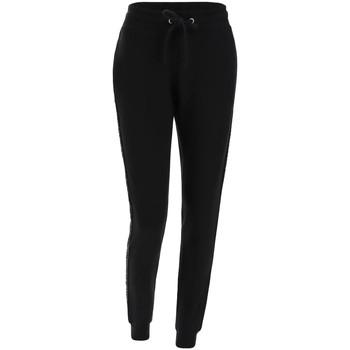 tekstylia Damskie Spodnie dresowe Freddy F0WCLP1 Czarny