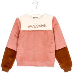 tekstylia Dziecko Bluzy Losan 024-6019AL Beżowy
