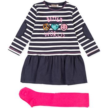 tekstylia Dziecko Komplet Losan 026-8031AL Niebieski