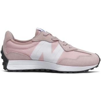 Buty Dziecko Trampki New Balance NBYH327CKC Różowy