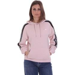 tekstylia Damskie Bluzy Fila 688046 Różowy