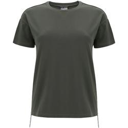 tekstylia Damskie T-shirty z krótkim rękawem Freddy F0WSDT5 Zielony