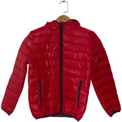 tekstylia Dziecko Kurtki pikowane Losan 025-2653AL Czerwony