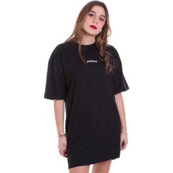 tekstylia Damskie T-shirty z krótkim rękawem Dickies DK0A4XCVBLK1 Czarny